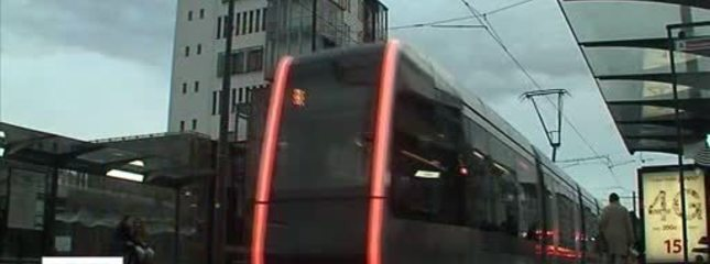 video Tours: le tram circulera la nuit du jour de l'an